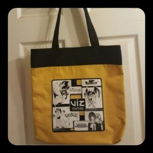 Japanese character tote